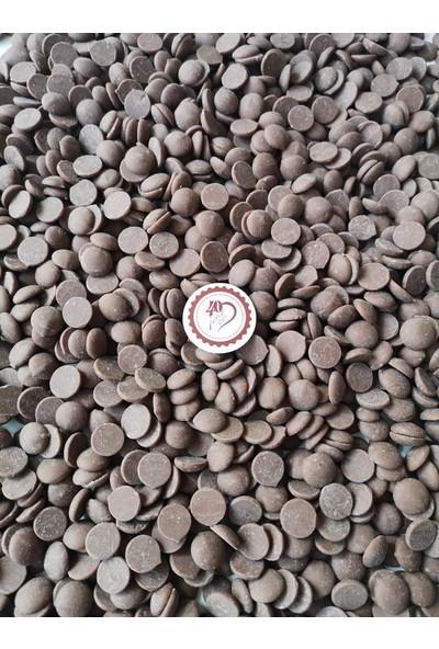 40 Yıl Çikolata Kahve Callebaut Sütlü Çikolata 200 gr Çilekli Çikolata 200 gr Karamelli Çikolata 200 gr