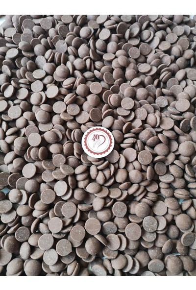 40 Yıl Çikolata Kahve Callebaut Sütlü Çikolata 100 gr Ruby Çikolata 100 gr Limonlu Çikolata 100 gr