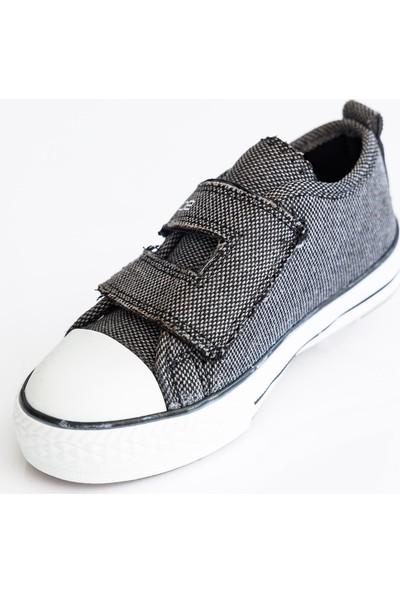Sanbe Işıklı Keten Erkek Çocuk Ayakkabı