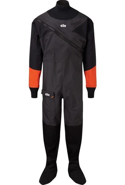 Gill Gıll Junıor Drysuıt Siyah Çocuk Dry Suit GIL.4804J