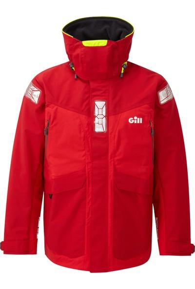 Gill Gıll Os2 Offshore Mens Jacket Kırmızı Erkek Mont GIL.OS24J