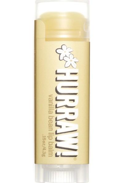 Hurraw Dudak Balmı Greyfurt Lip Balm 4.3 G R + Vanilya Bean Lip Balm 4.3 gr