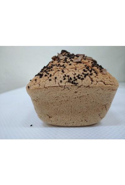 İngro Helaliye Glutensiz Karabuğday Ekmeği %100 Greçka Sütlü Ekşi Mayalı Ayçiçekli Çörekotlu Ekmek