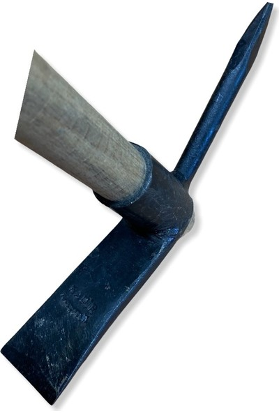 Çelik El Yapımı Çift Taraflı Çapa