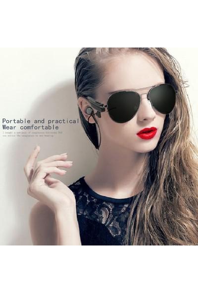 Buyfun A8 Akıllı Bluetooth Kulaklık Güneş Gözlüğü Erkek Kadın