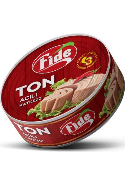 Fide Acılı Ton Balığı 48 X 160 gr