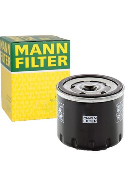 Mann Renault Fluence 1.5 Dci Yağ Filtresi