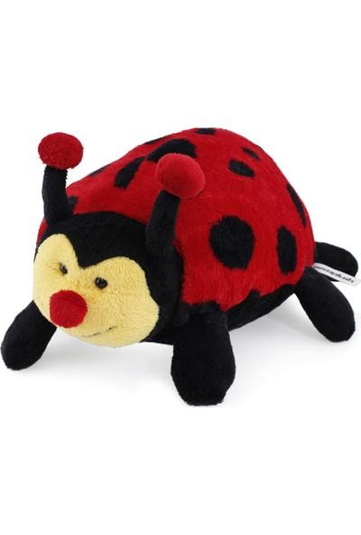 Animals Of The World Peluş Oyuncak Uğur Böceği Peluş Oyuncak 28 cm
