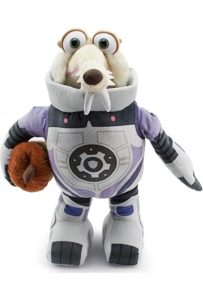 Buz Devri Oyuncak Buz Devri 5 Astronot Scrat Fındıklı Peluş Figür 30CM