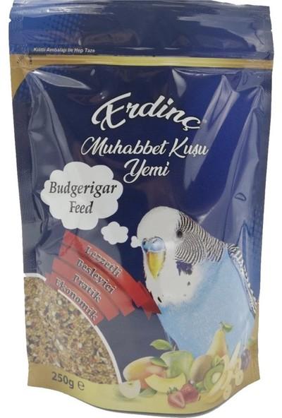 Erdinç Muhabbet Kuş Yemi 250 gr