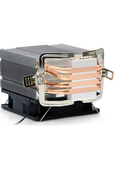 Dark Freezer X96 90 mm mm Fixed-RGB Fan Kule Tipi Soğutucu (DKCCX96)