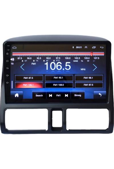 Navigasyonmarket Honda Crv Old Android 2gb RAM+32GB Dahili Hafıza Multimedya Navigasyon Oem Oto Teyp