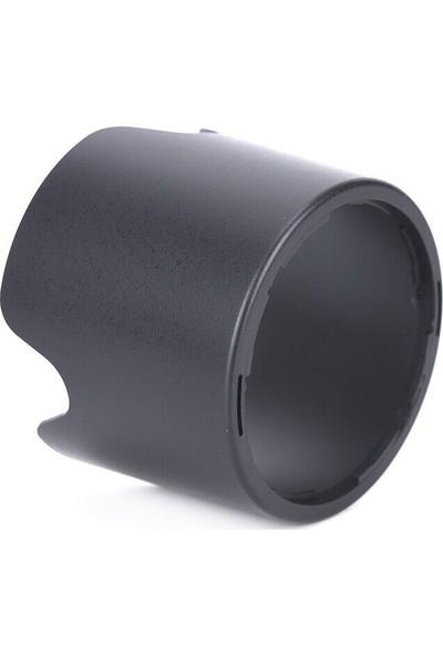 Mettzchrom Hb-36 Lens Hood Yaprak Parasoley Nikon Af-S Vr Zoom-Nikkor 70-300MM F/4.5-5.6 Uyumlu HB36