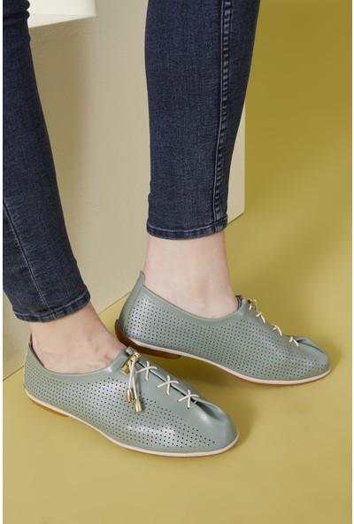 Ziya Kadın Günlük Ayakkabı 111415 Z454013 Mint