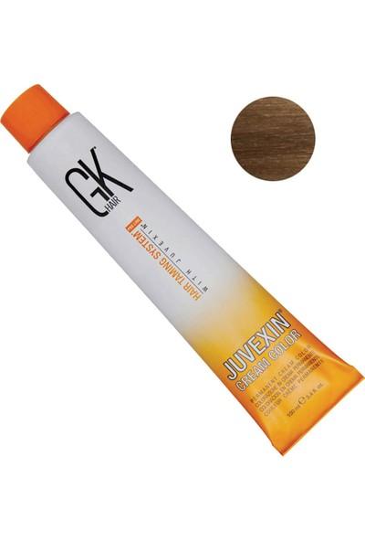 Gk Hair Juvexin Cream Color Saç Boyası 100ML 9.0 Yoğun Çok Hafif Sarı