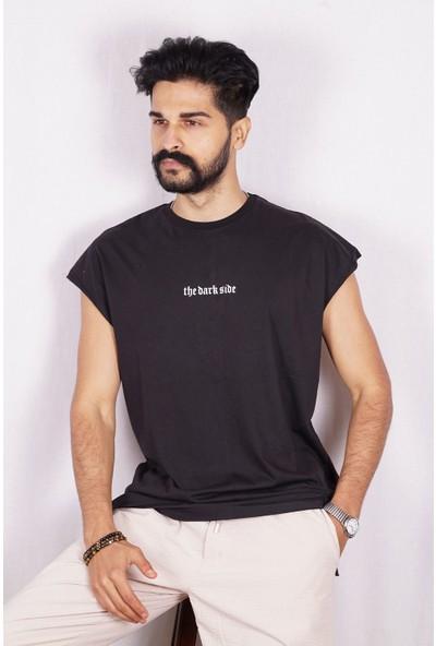 Marrakech Erkek Baskılı Basic Tshirt