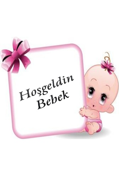 Asırlık 1453 Hoş Geldin Kız Bebek Madlen Çikolata 50'li