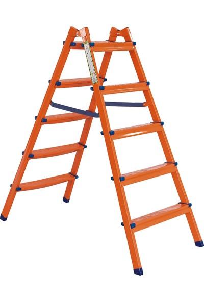 Zigana 5 Basamaklı Çift Çıkışlı Merdiven