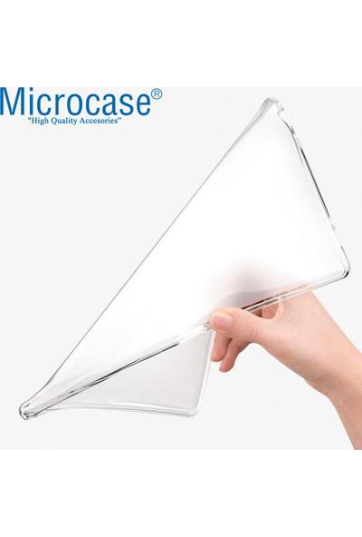 "Microcase Lenovo Tab M10 10.3"" TB-X606 X606F Silikon Soft Kılıf - Şeffaf"