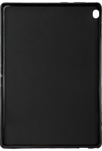 Microcase Lenovo Tab M10 Fhd Rel TB-X605FC TB-X605LC Silikon Soft Kılıf - Siyah