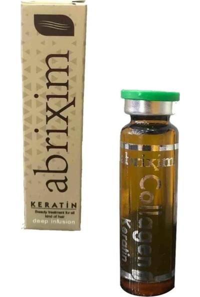 Abrixim Şok Bakım Keratin Collagen Serum 10 ml
