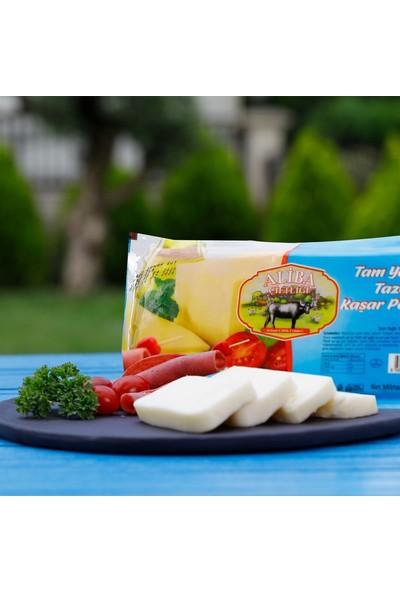 Aliba Tam Yağlı Taze Kaşar Peyniri Şırdan Mayalı 700 gr