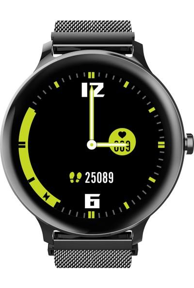 Reeder S1 Max Akıllı Saat Siyah