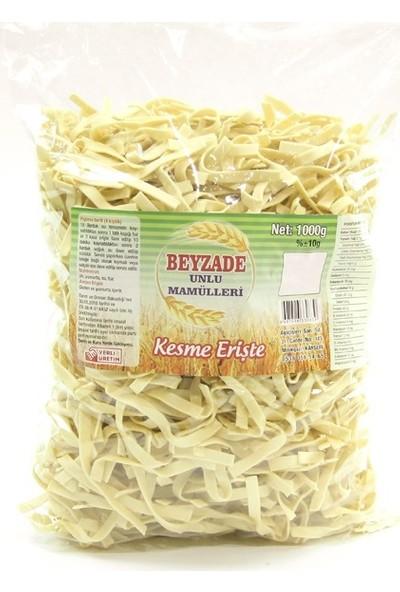 BEYZADE UNLU MAMÜLLERİ Beyzade Şerit Erişte 1 kg