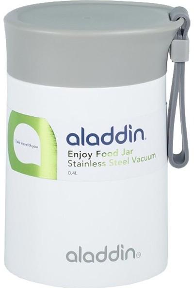 Aladdin Enjoy Paslanmaz Çelik Yemek Termosu 0,40 LT