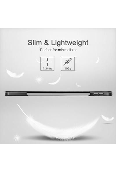 Esr Apple iPad Pro 12.9 2018 Rebound Kılıf-Siyah