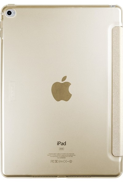 Esr Apple iPad Pro 10.5 Kılıf Yippee Colour Plus Gold