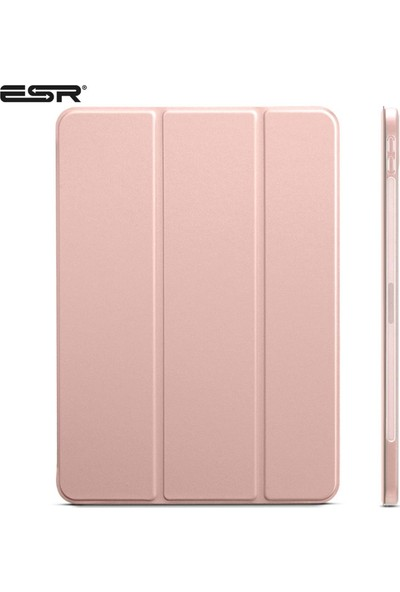 Esr Apple iPad Pro 11 2020 Kılıf-Rebound Without Hasp-Rose Gold