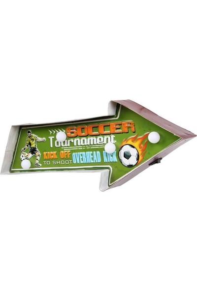 MNK Işıklı Soccer Yön Tabelası