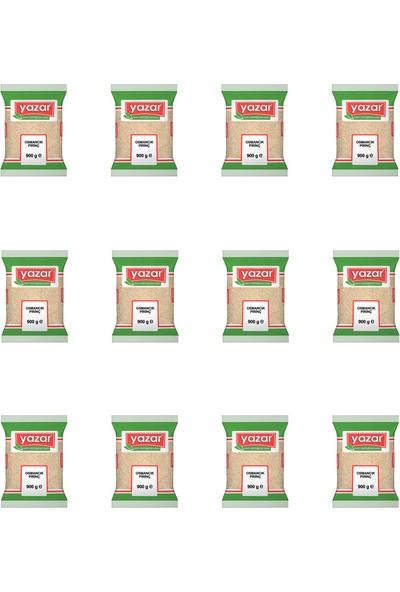 Yazar Osmancık Pirinç 900 Gr. x 12 Paket