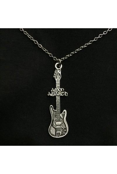 ZID Amon Amarth Gitar Kolye