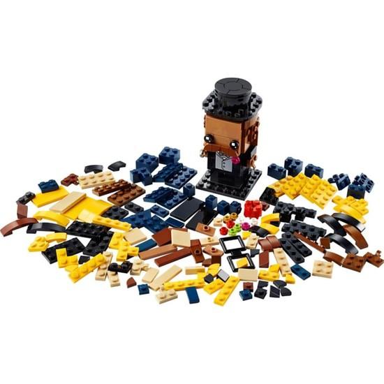 Lago LEGO Damat Figürü 40384