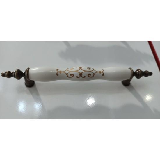 Vanni Kulp Polimer 128 mm Rustik Osmanlı PLMR1120-40-128-212 Vanni