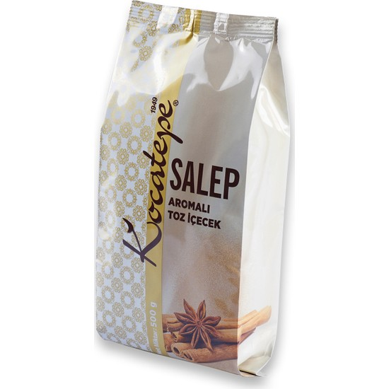 Kocatepe Salep 500gr Folyo