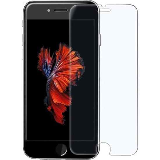 Azr Apple iPhone 6/6s Uyumlu Kırılmaz Cam Ekran Koruyucu Azr Marka 9h Nano Glass Kırılmaz Esnek Cam