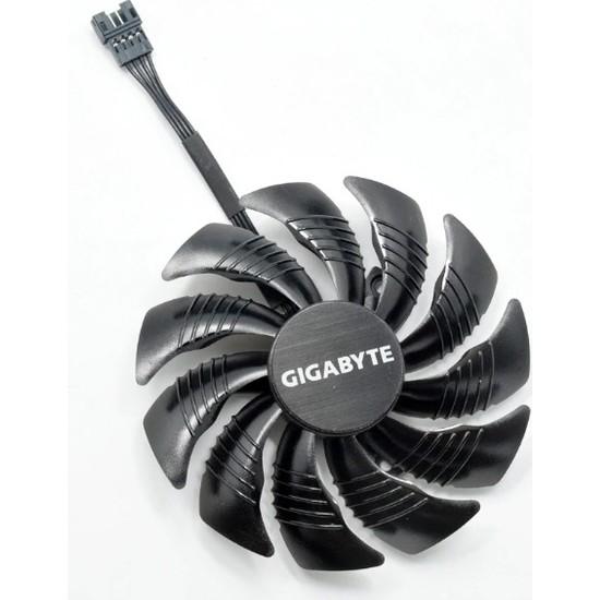Everflow Gıgabyte Radeon RX 570 Gaming 4g Mı Fan