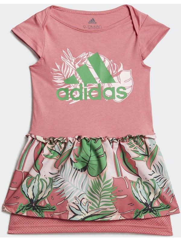 Adidas GM8969 I Flower Dress Çocuk Sweatshirt