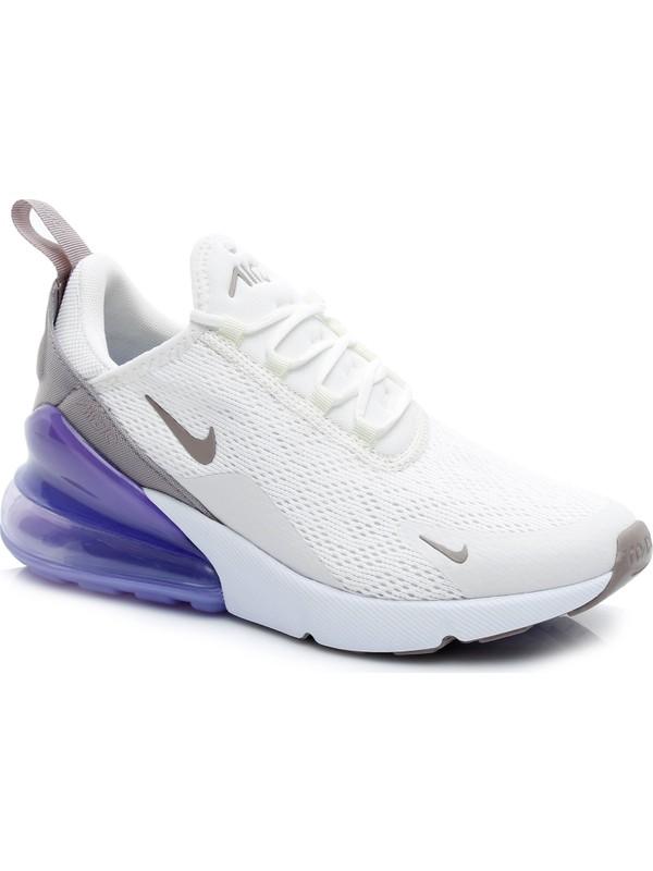Nike Air Max 270 Beyaz Spor Ayakkabi