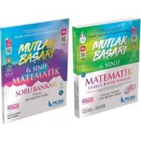 Muba Yayınları 6. Sınıf Mutlak Başarı Serisi Matematik Seti