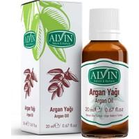 Alvin Argan Yağı 20ml