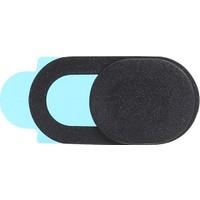 Ayex Web Kamerası Kapağı, Webcam Cover, Notebook, Laptop, Macbook, Telefon, Tablet Için Kamera Kapatıcı, Gizleyici Siyah