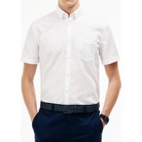 Arslan İş Elbiseleri Beyaz Erkek Şef, Garson Kısa Kollu Gömlek