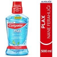 Colgate Plax Nane Ferahlığı Alkolsüz Gargara 500 ml
