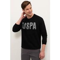 U.S. Polo Assn. Siyah Sweatshirt 50234154-VR046