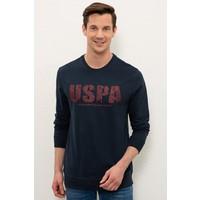 U.S. Polo Assn. Lacivert Sweatshirt 50234139-VR033