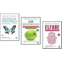 Ruhun Deşifresi , Can Boğazdan Çıkar ve Elfabe 3 Kitap Set - Mehmet Ali Bulut
